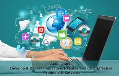 Technology that gives you wings to fly high with latest business methodology. We must anticipate our clients' future needs to deliver in the ever-changing market place. Our teams at Acuiti Labs develop and deliver innovative, reliable and cost effective products and services >> https://acuitilabs.co.uk/technology-consulting/