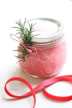 This DIY Peppermint Sugar Scrub is featured at this week's link party! Click the image to see this recipe and more! Bloggers are invited to share their blog recipes, blog tutorials, and more at our weekly blogger linkup!