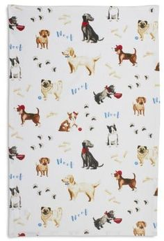 Sur La Table Darling Dogs Kitchen Towel X Dachshund Gift Ideas Accessories