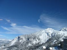 panorama view from our hotel #nassfeld Austria