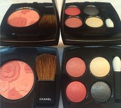 CHANEL SPRING 2015 MAKEUP