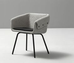 Sancal - Collar Chair, available at http://morlensinoway.com/