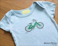 Take My Bike Out Onesie - Ready To Ship