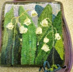 What's on the frame What's coming in RHM What's on The Mat Part of April's Free Pattern What's on the dummy Wha...