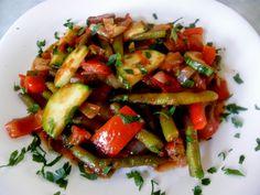 Codzienne gotowanie u Agi: Letnie leczo