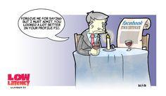 FB's IPO - Buyer's remorse cartoon.