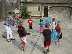 Around the World [an Earth Day game] by Teach Preschool April Preschool, Preschool Garden, Preschool Lessons, Teach Preschool, Preschool Ideas, Movement Preschool, Movement Activities, Around The World Games, Around The Worlds