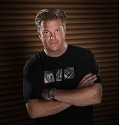 Chip Foose, The leader in new and creative car designs. He is most known for the paint jobs he has done.