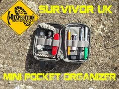 Maxpedition Mini Pocket Organiser EDC Kit