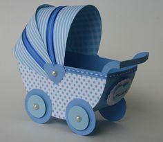 carrinho de bebe scrapbook - Pesquisa Google
