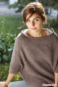 . Хейворд- длинная, смирительная рубаха) - Вязание - Страна Мам