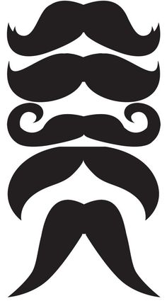 Taza con bigotes para hombre