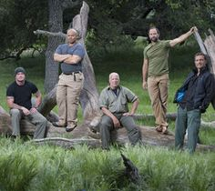 Dude, You're Screwed : Discovery Channel Sunday nights. Excellent survival series with former military experts. Love it!