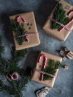 Geschenke einpacken: Ideen und Tipps für Grobmotoriker für schöne Geschenke ohne Stress und Wutanfälle Christmas Gift Wrapping, Christmas Crafts, Tis The Season, Stress, Seasons, Easy, Recipes, Old Crates, Nice Handwriting