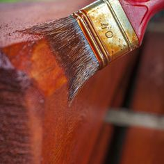How To Paint Teak Wood In 2019 Outdoor Furniture