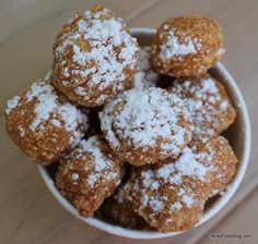 Review of Corn Nuggets at Golden Oak Outpost in Disney World's Magic Kingdom! #DisneyFood