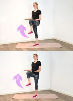 The workout for slim legs - Sport - Fitness Salon Fitness Workouts, Fun Workouts, Yoga Fitness, Fitness Tips, Fitness Motivation, Health Fitness, Eco Slim, Dumbbell Workout, Aerobic Exercises