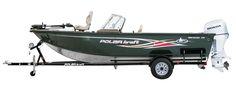 New 2013 Polar Kraft Boats NorEaster 179 WT Multi-Species Fishing Boat