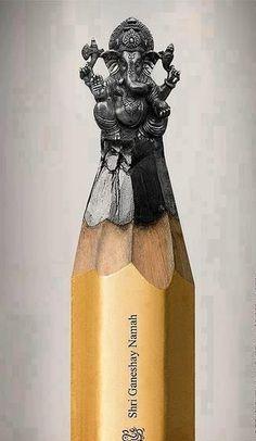 pencil lead sculpture - Google Search