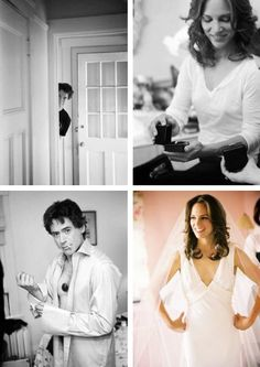Robert Downey Jr. and Susan Downey: wedding day