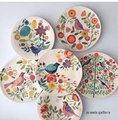 see haghighi pottery # underglazepainting # iranianartist # seerehhaghighi # instapottery # instaceramic # iranianceramic # underglaze… Ceramic Cafe, Ceramic Studio, Ceramic Plates, Ceramic Pottery, Pottery Art, Slab Pottery, Thrown Pottery, Pottery Studio, Pottery Painting Designs