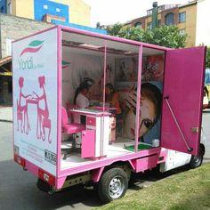 Box truck …
