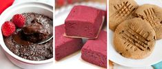 Craving sweets? From protein pancakes to cookies, we've got 21 delicious protein powder recipes made with chocolate protein powder.