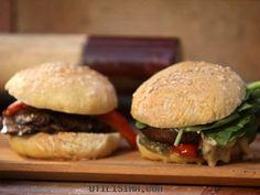 Recetas | Hamburguesas de carne y cordero | Utilisima.com. Narda Lepes