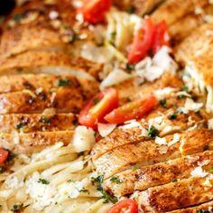 Cajun Chicken Pasta Spicy Chicken Pasta, Creamy Cajun Pasta, Sweet N Sour Chicken, Chicken Pasta Recipes, Chicken Seasoning, Chicken Alfredo, Chicken Tacos, Alfredo Sauce, Taco Seasoning