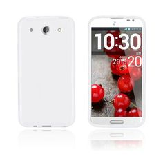 Standard (Hvid) LG Optimus G Pro Cover