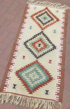 Kilim Rug Decorative Turkish Kilim Turkish von VintageArtFactory, $235.00