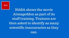 15 Interesting Facts About NASA