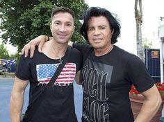 Costa Cordalis (r.) mit seinem Sohn Lucas