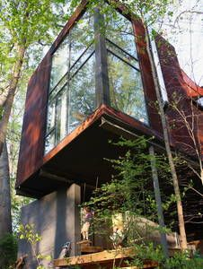 Check out this awesome listing on Airbnb: West A'ville sanctuary in the trees - Apartments for Rent in Asheville