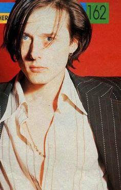 Brett Anderson 1992 Brett Anderson, Britpop, Rock Legends, Beautiful One, Besties, Indie, Old Things, Handsome, Singer