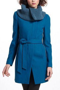 Judith Collar Coat