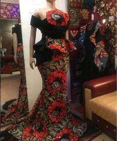 Sophisticated Ankara Fashion Style for Divas