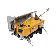 ChengGong CGZN-110 automatic wall plastering machine is the first model of the CGZN 110 series. The launch of the CGZN-110 automatic wall plastering machine is always be regarded as the milestones in the research history of the plastering machine. Before this model, all the palstering machine on the market are using the steel wire rope to traction machine,from CGZN-110, all the plastering models begin to adopt the gear&rack lifting mode, which is more stable driving, higher reliable, and…