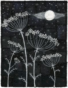 Moonlight Umbels | Kirsten Chursinoff Flickr - Photo Sharing!
