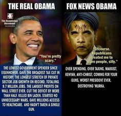 Republicans+Fox LYING to the Sheeple!