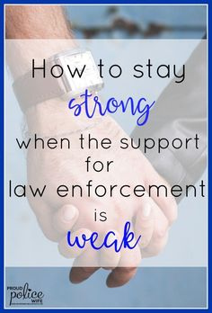 This is the best quote for law enforcement life! Sums it up perfectly! We have to stay strong in law enforcement life because we are a community! Sharing this with my police wife friends! #policewife #lawenforcementwife