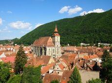 The Black Church -> http://www.uvisitromania.com/tourist-attractions/brasov/black-church-id253