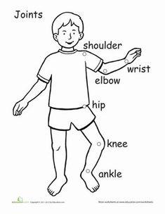 Resultado de imagen de joints for children