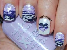 [Dizzy Little Digits] Mesmerized by Lilac