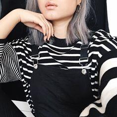 "1,596 Likes, 5 Comments - Kicki Yang Zhang   张暘 (@asos_kicki) on Instagram: ""casual black and white sweater: @drivestore via @asosmarketplace"""