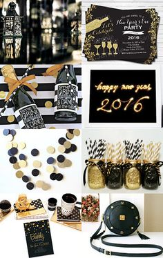 Celebrate the New Year! by Indie Findings on Etsy--Pinned with TreasuryPin.com