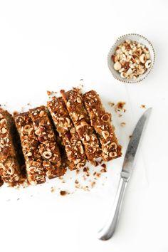 Gluten-free + dairy-free Banana Bread