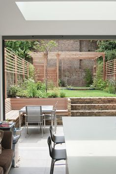Fentiman Road, Vauxhall - contemporary - Patio - London - Emmett Russell Architects