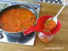 Sughi pronti fatti in casa http://www.ilcuoreinpentola.it/ricette/sughi-pronti-fatti-in-casa/