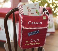 Letters To Santa Chairbacker